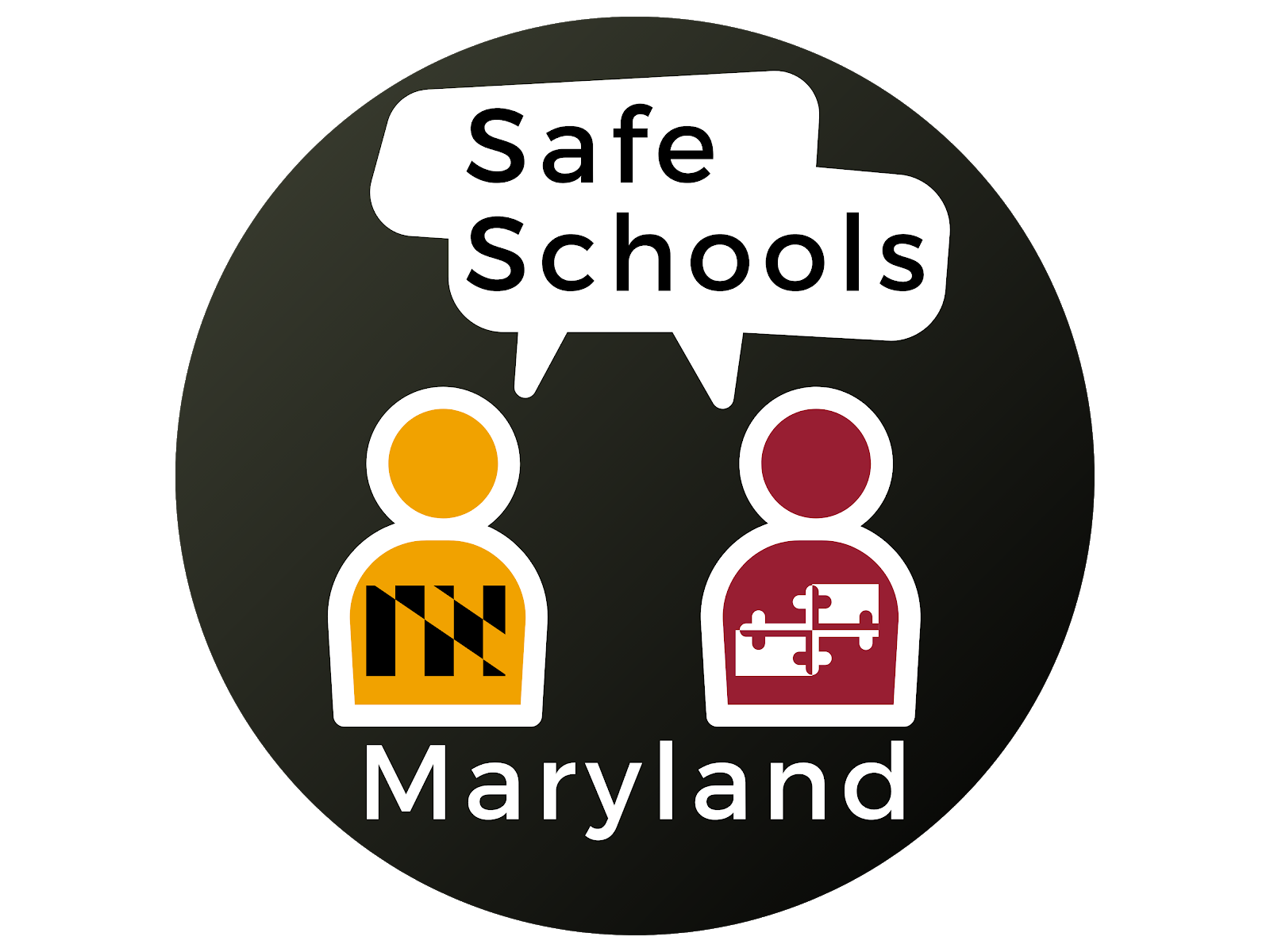 Safe Schools Maryland Logo Image